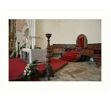 Duomo - Lecce - Apulia - Italy Art Print