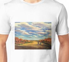 The Sky That Day Unisex T-Shirt