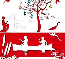Explore Christmas Paper Cut by Steven House