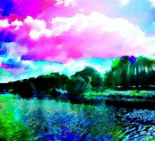 Liffey Landscape by Ian Bertram