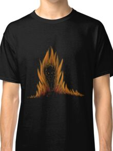 Flaming wolf Classic T-Shirt