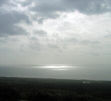 Chesil Beach by Sara Hasted