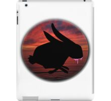 Graffiti Bunny Art iPad Case/Skin