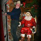 santa gets fresh by Shannon Byous Ruddy