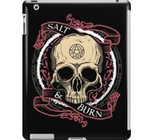Salt & Burn iPad Case/Skin