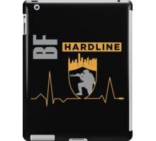 battle hard iPad Case/Skin