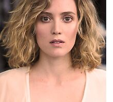 The Beautiful Evelyne Brochu by TheyCallMeCCV