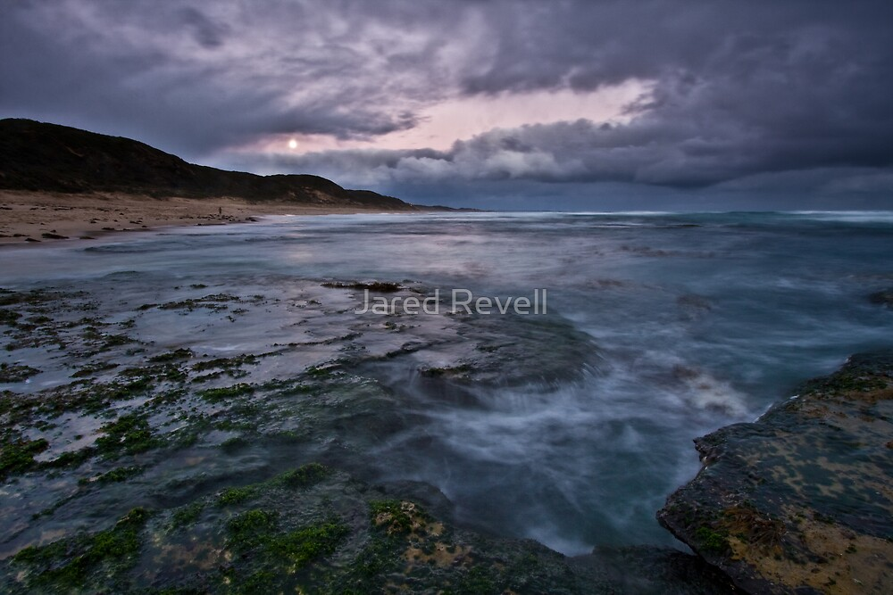 The Ocean Swallowed Her Soul... by Jared Revell