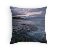 The Ocean Swallowed Her Soul... Throw Pillow