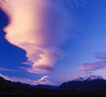 Mountcook sunset by Gianatti6x7