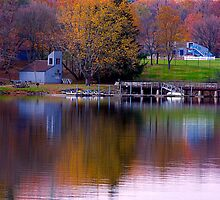 Little Buffalo State Park by Russell Fry