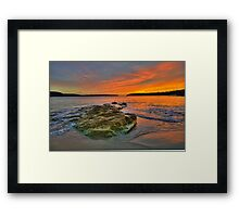 Revealed - Balmoral Beach - The HDR Series Framed Print