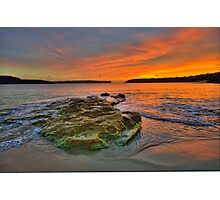 Revealed - Balmoral Beach - The HDR Series Photographic Print