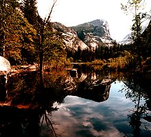 Mirror Lake by steveberlin