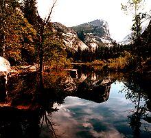 Mirror Lake by steveberlin