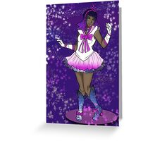 Sailor Scout  Greeting Card