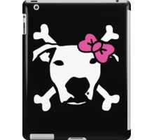 Lita Crossbones iPad Case/Skin