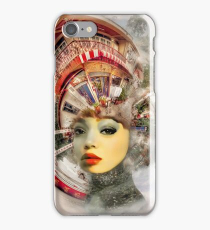 Gaia Series #1 iPhone Case/Skin