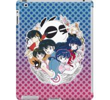 Ranma 1/2 iPad Case/Skin