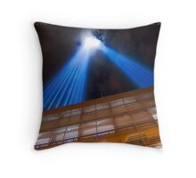 WTC - NYC 9/11  Remember Always Throw Pillow