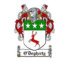 O'Dogherty (Donegal)  by HaroldHeraldry