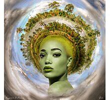 Gaia Series #3 Photographic Print
