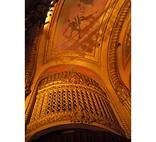 The Warfield~San Francisco #3 Photographic Print