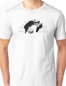 Kiss WWII Goodbye Unisex T-Shirt