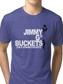 Jimmy G* Buckets Tri-blend T-Shirt