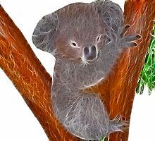 Fractalius Koala by vadim19