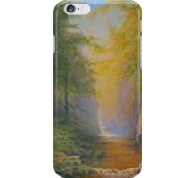 Tree beard Merry and Pippin  In Fangorn iPhone Case/Skin