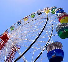 Ferris Wheel  by sylime