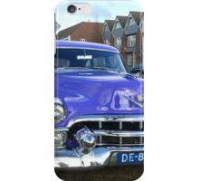 Royal Limousine iPhone Case/Skin