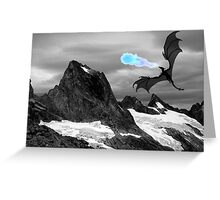Dragon Art  Greeting Card