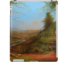 Frodo's Inheritance Bag End iPad Case/Skin