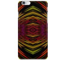 Fractal Fireplace iPhone Case/Skin