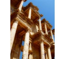Celcus Library Photographic Print