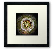 Gaia Series #5 Framed Print