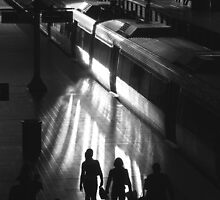 Take The A Train by outsider