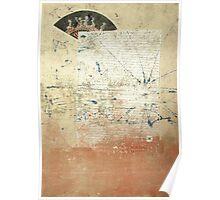 Fresco III Poster