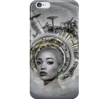 Gaia Series #6 iPhone Case/Skin