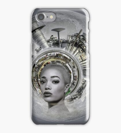 Gaia Series #6 iPhone Case/Skin