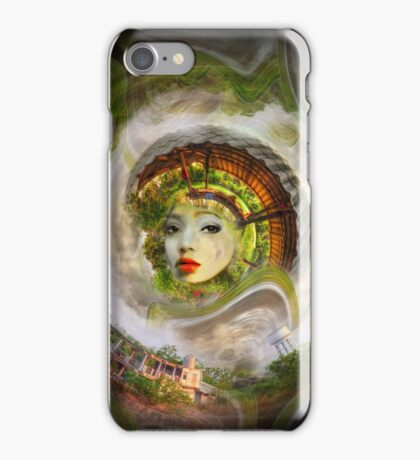 Gaia Series #5 iPhone Case/Skin
