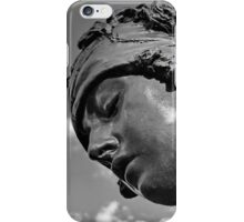 Resigned To Her Fate iPhone Case/Skin