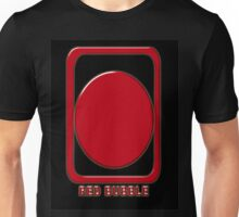 Red Bubble Chop T-Shirt Unisex T-Shirt