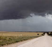 Southern Mallee Storm by Matt Harvey