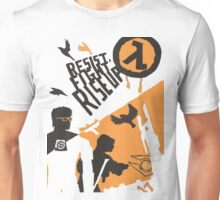 Resist - Fight - Riseup Unisex T-Shirt