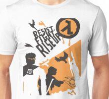 Resist - Fight - Riseup Unisex T-Shirt