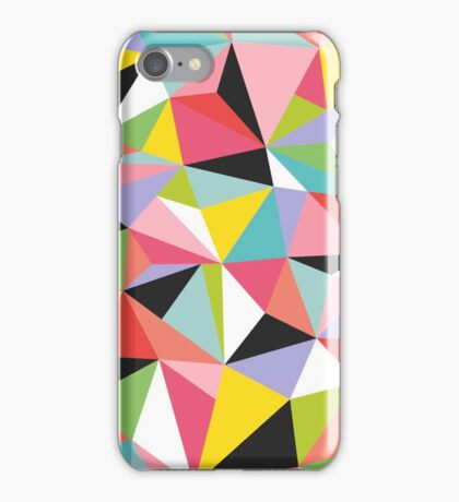 Geo Jane iPhone Case/Skin