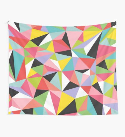 Geo Jane Wall Tapestry
